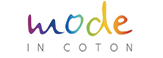 Logo de Mode in coton